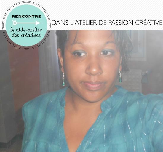 Dans l'atelier de Passion créative