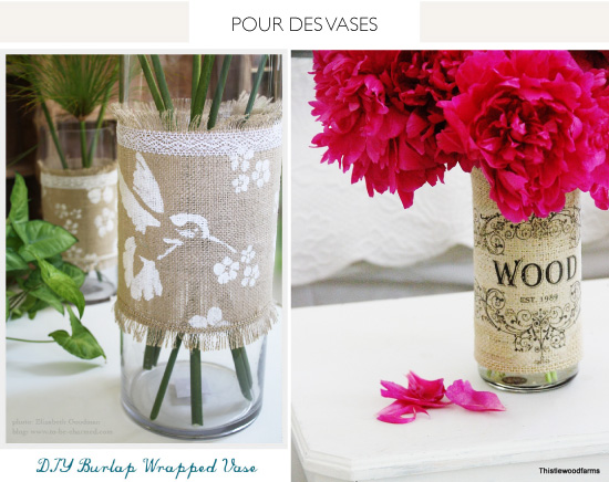 DIY Burlap Crafts