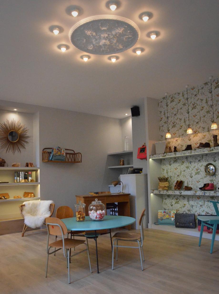Sortir à Lyon / boutique Chéri Bibi, crédits Simone Sisters