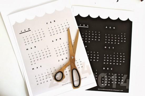 calendar myscandinavianhome