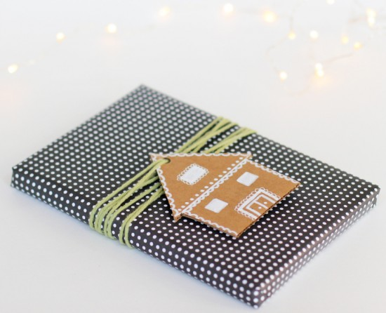 carboard wrap warm hot chocolate