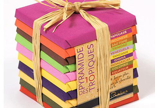Sortir à Lyon / François Pralus, maître chocolatier
