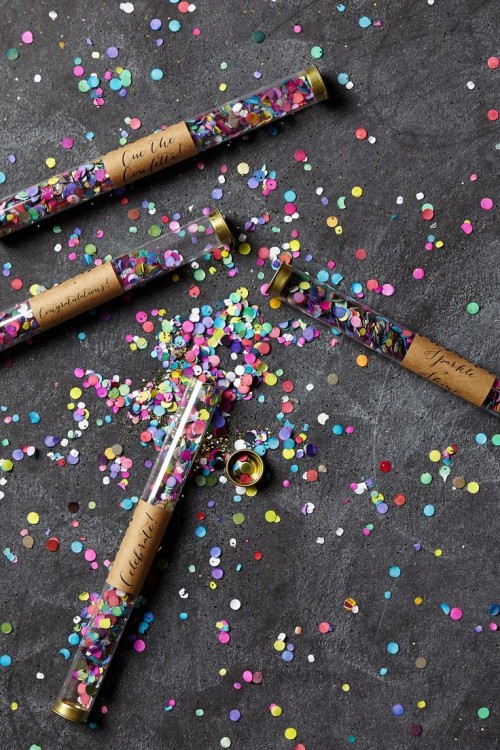 confetti wand anthropologie