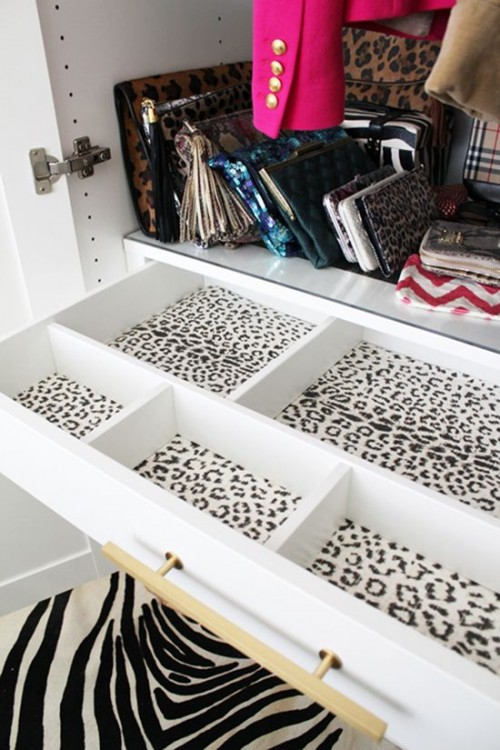 diy glam up your ikea closet