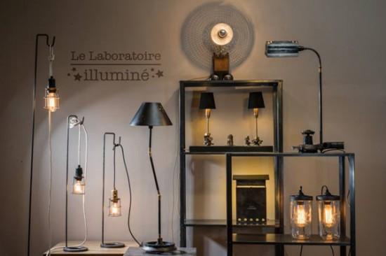 Le collectif l'Effet main // le laboratoire illuminé