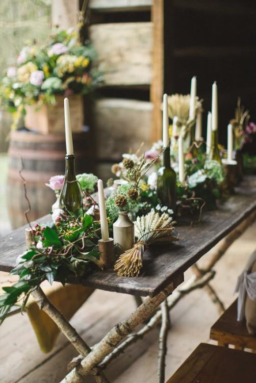 irish styled wedding 100layercake