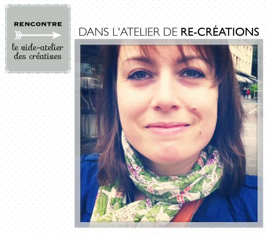 Portrait d'Anne-Cécile de Re-Créations