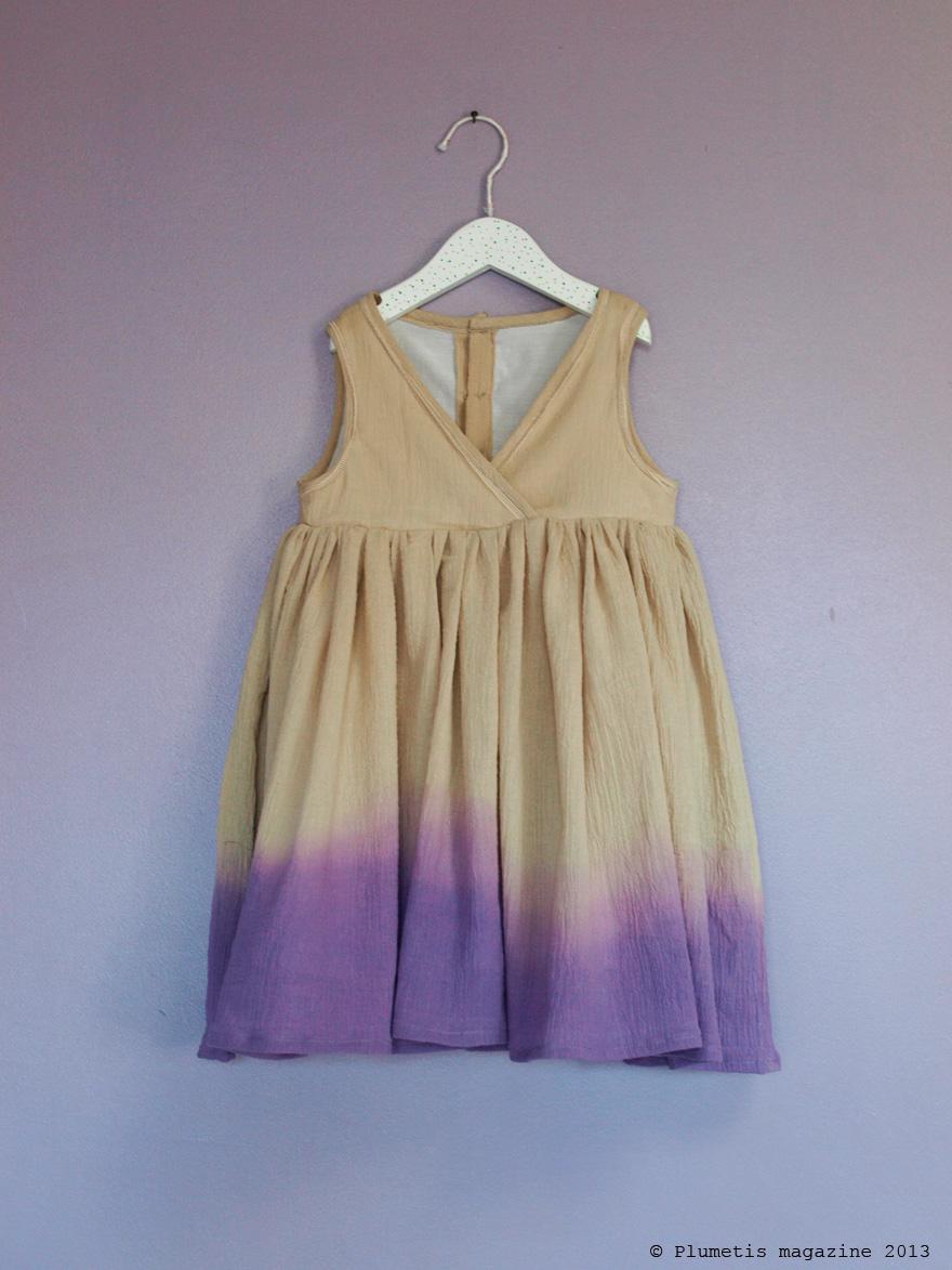 La robe ombre par Petit Karel