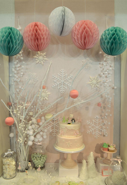 Sweat table, techniques de cake design réalisées par Bulle de Sucre