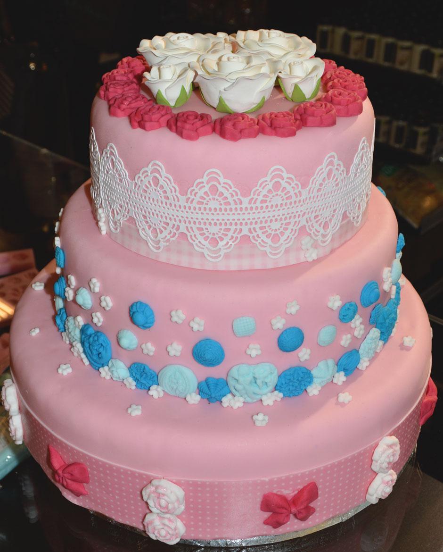 Cake design par Cerf Delier