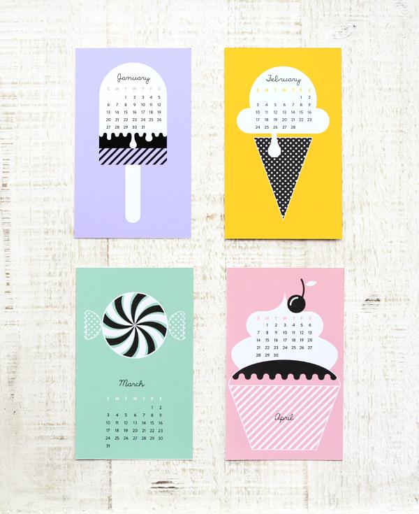 sweet calendar // eatdrinkchic