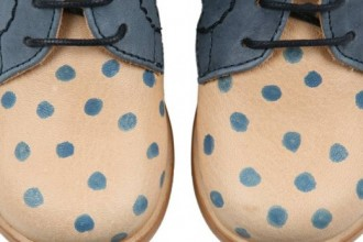 MINGUS_Natural_leather_ankle_boots_with_spots