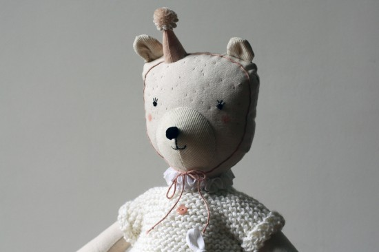 YDILLE soft toy by Luci Soli