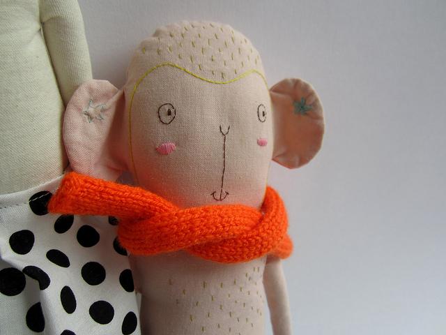 monkey Marina Rachner