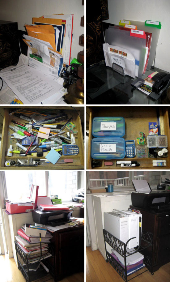 Organized Simplicty