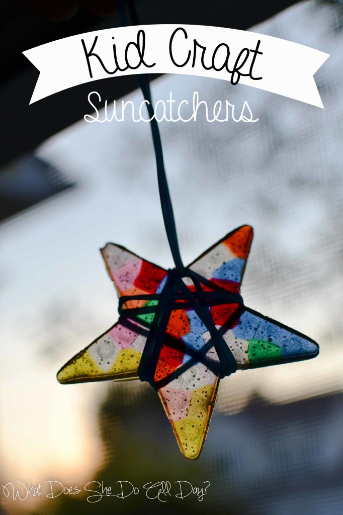 suncatcher // what does she do all day?
