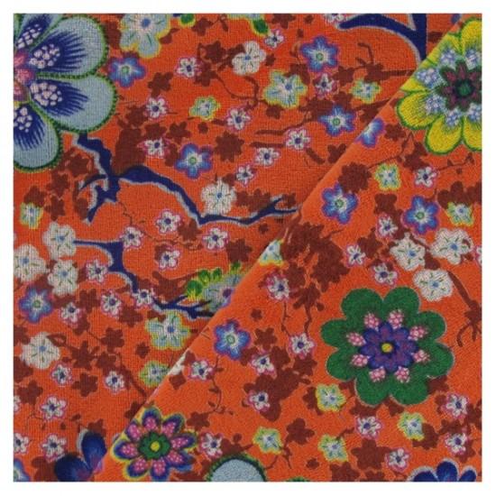 tissu éponge jersey // soft towelling fabric