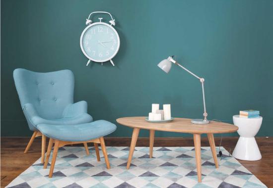 tendance nordique chez maisons du monde. Black Bedroom Furniture Sets. Home Design Ideas