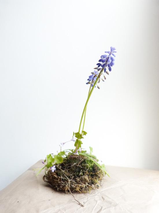DIY - un nid fleuri pour Pâques / Easter Inspired Centerpiece