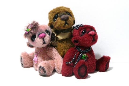 L'ours tombé des étoiles