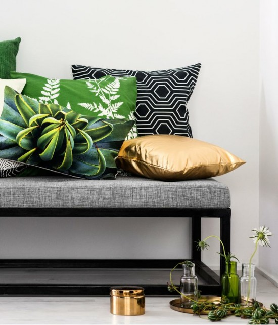 H&M Home // Botanic Beauty!