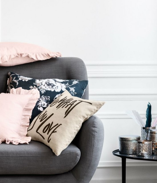 H&M Home // Parisian Chic
