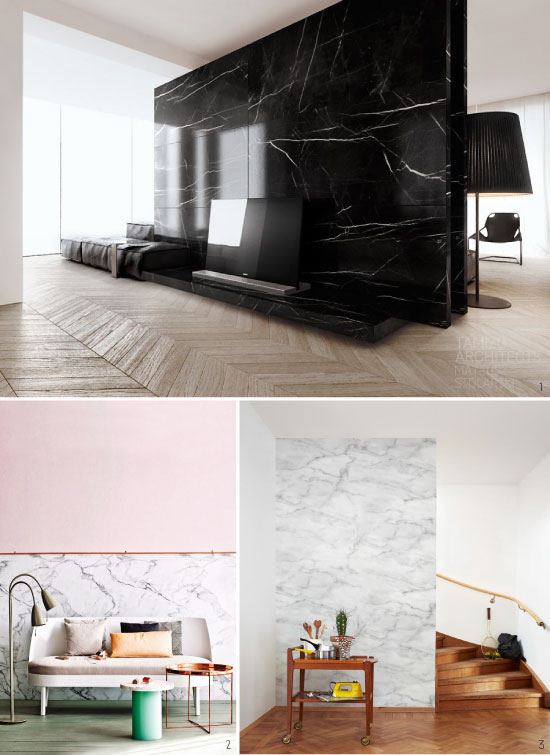 Inspiration marbre // marble inspiration