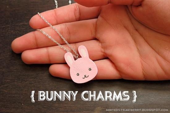 mintedstrawberry-bunny-shrink-plastic-charm