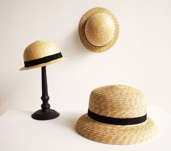 Chapeau de paille // Claska