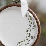 La déco de mariage en napperon