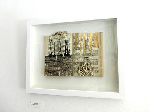 Einblick in Ausstellung