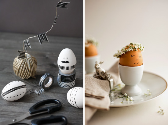 DIY Easter Egg // Trendsetter // Flax and Twine