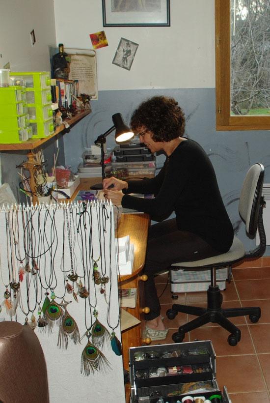 Dans l'atelier d'Haliotis