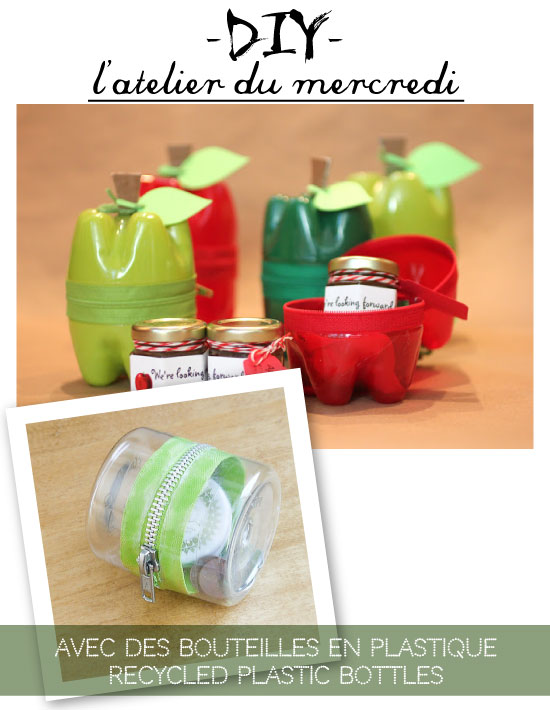 DIY Recycled Plastic Bottles