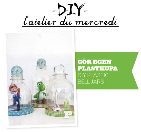 DIY Recycled Plastic Bottles