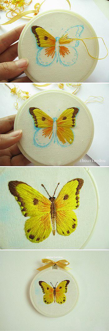 Butterfly / Zhouxiaodou