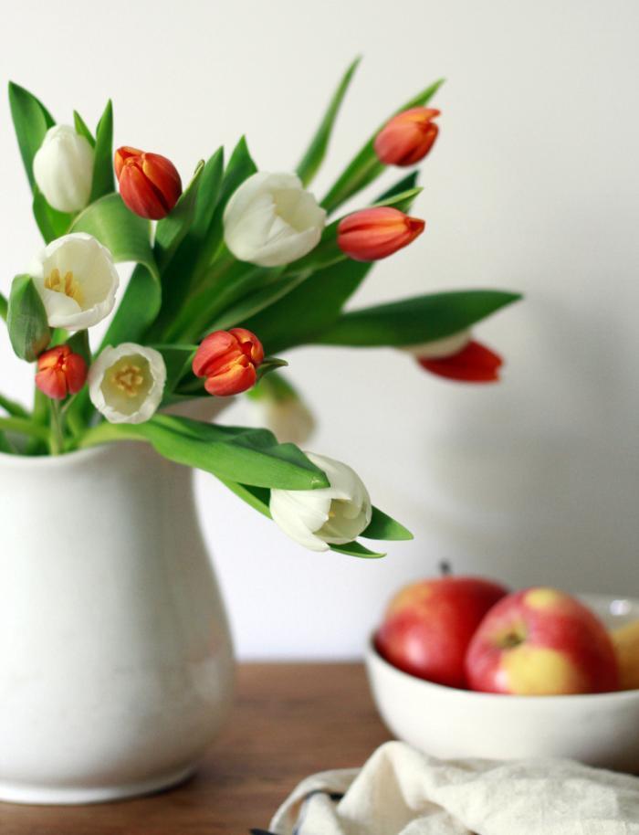 Supermarket Tulips // Gardenista