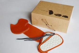 aki-orange-first-baby-shoes