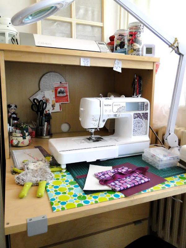 Dans l'atelier de Marid'Oh!