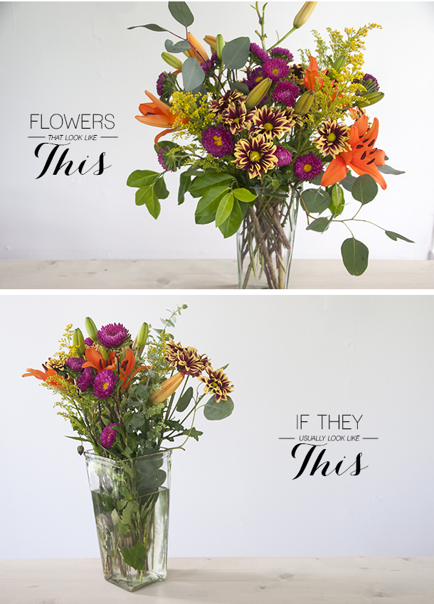 BEGINNER BLOOMS: THE MARKET BUNCH