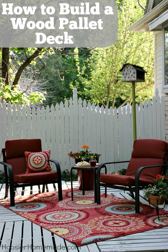 Outdoor Space // Hoosier handmade