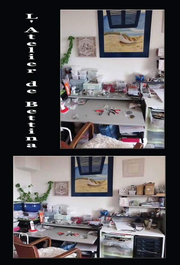 L'atelier de Bettina