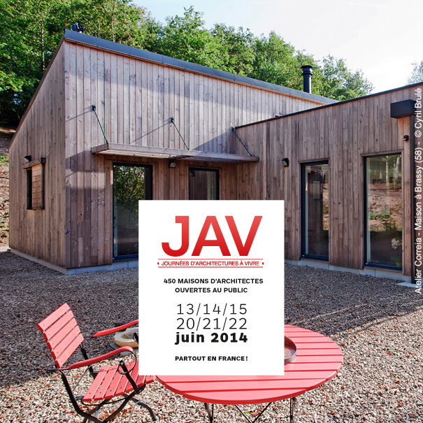 Les Journées d'Architectures à Vivre 2014