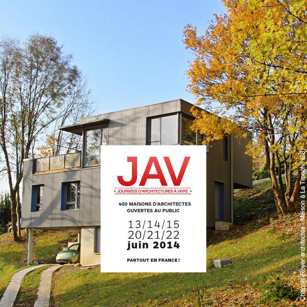 Les journ es d 39 architectures vivre for Architecture a vivre magazine