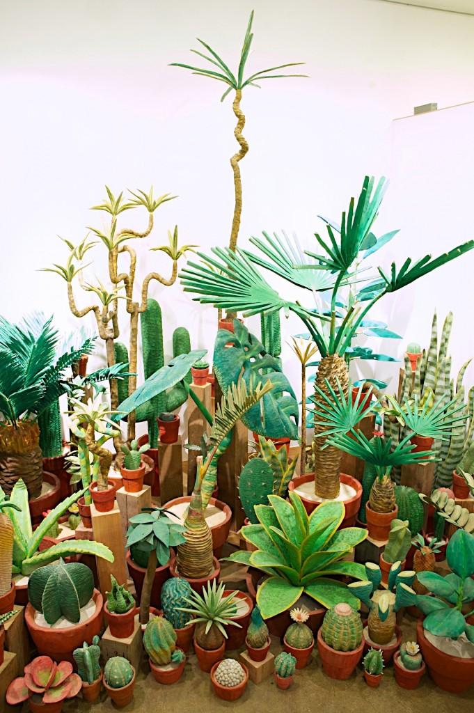 Plants // Wood Sculpture // Yuto Yamasaki
