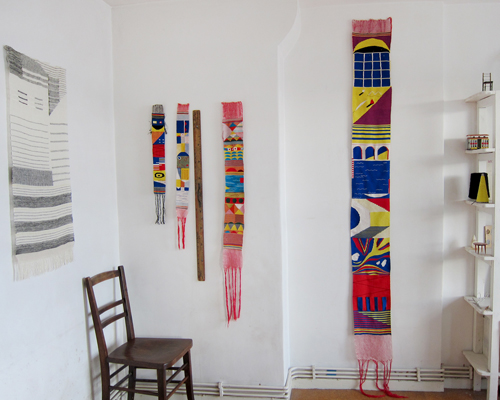 Weaving // Hannah Waldron