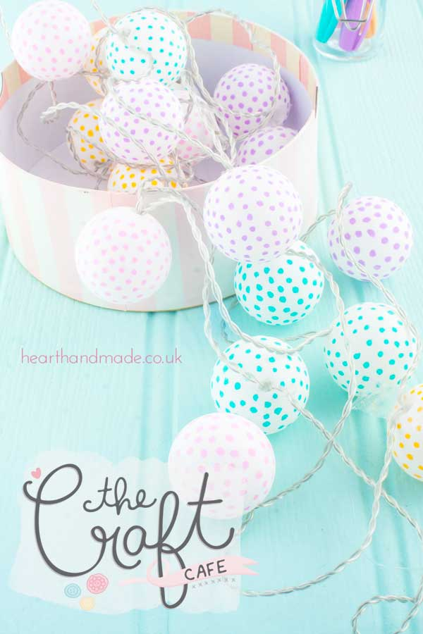 Ping-Pong-lights - Craft-Cafe