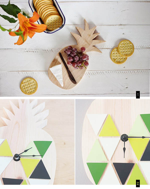 DIY Ananas // Pineapple
