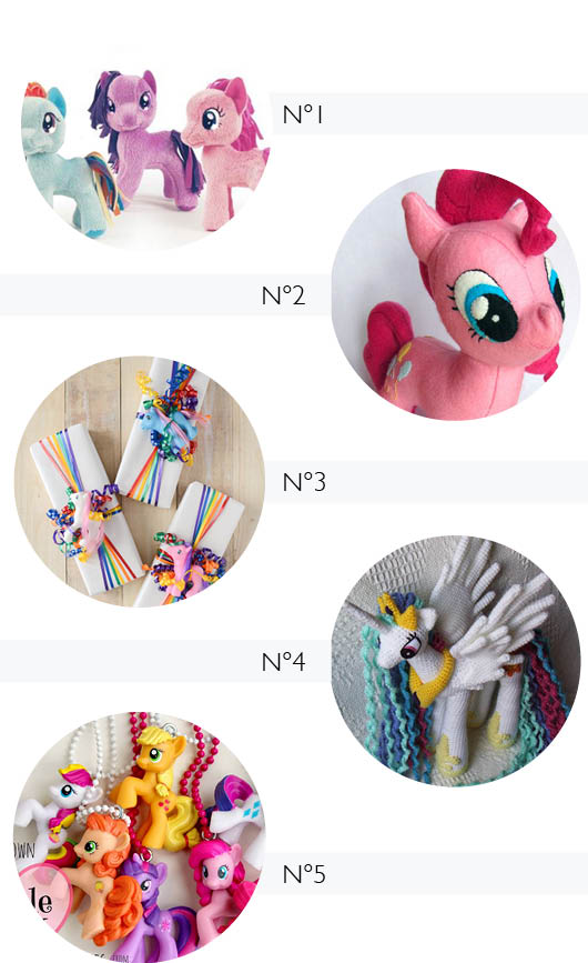 DIY Mon Petit Poney // My little pony