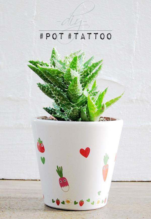 #diy #pot #tattoo